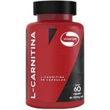 L- Carnitina 60 Cápsulas - Vitafor