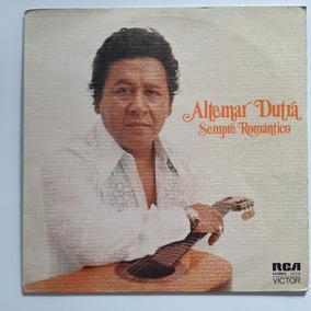Lp Altemar Dutra - Sempre Romantico - 1977