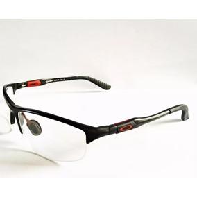 af4cf02496abf Armação P  Oculos De Grau Ls200 Titanium Masculino Original. R  85