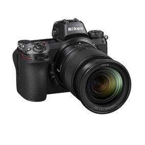 Camara Nikon Z6 Fx Con Lente 24-70mm F4 S Mirrorless