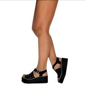 Zapatos Sandalias Mujer Plataforma Pretemporada Mugato-bsas® 607ca1742b0