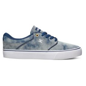 Dc Shoes Mikey Taylor Vulc Azul Hombre Vans Etnies Emerica