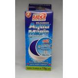 12 Umidificador De Dedo Aqua Magic Caixa Estojo Molhadedos