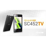 Smartphone Cce Sc452tv Dual Chip Tv Digital 5mp Tela De 4.5