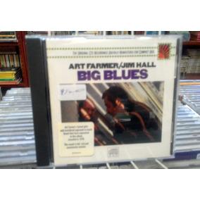 Cd Art Farmer E Jim Hall Big Blues Original Importado