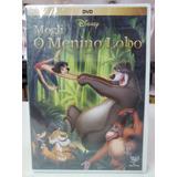 Dvd Filme Mogli O Menino Lobo Original Lacrado
