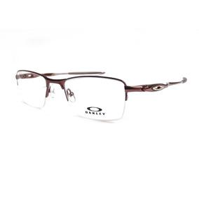 d77e7b0485626 Perna Oculos Oakley Grau - Óculos Marrom no Mercado Livre Brasil