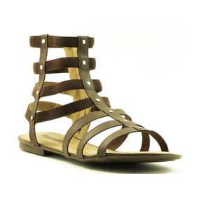5ea6e1ac95 Sandálias Gladiadoras Feminino Piccadilly - Sapatos para Feminino no ...