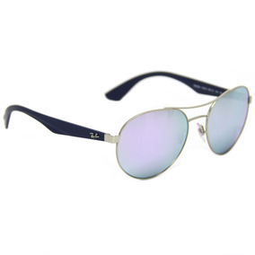 25f78f4f8 Oculos De Sol Tamanho 55 Ray Ban Aviator - Óculos no Mercado Livre ...
