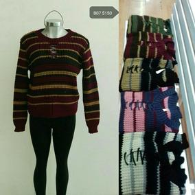 Suéteres Moda Tejido De Punto Tisha Sweater