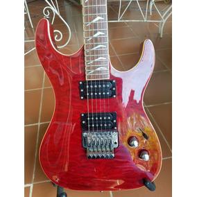 Guitarra Washburn Aon X3qfr
