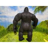 Mogli O Menino Lobo Boneco Gorila 25cm Borracha Articulado
