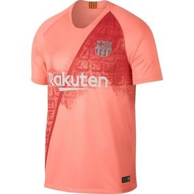 3623b1d1f0079 Camiseta Barcelona Copia - Camisetas Rosa en Mercado Libre Argentina