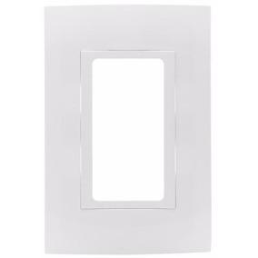 Placa Leviton P Accesorios Decora, Bco O Marf, Modular Ultra
