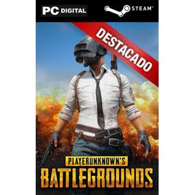 Pubg / Playerunknown Battlegrounds Pc Online Steam Original