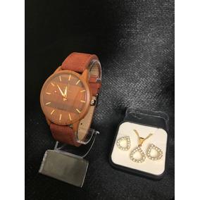 4924e19a2fe Relogio Calvin Klein Feminino Rose Réplica - Relógios no Mercado ...