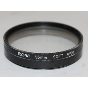 Filtro Rowi De Punto Suave ( Soft - Spot) 55mm