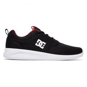 ca91e0aab0 Tênis Dc Shoes Midway Adys700097 Preto vermelho