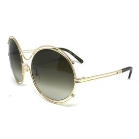 Novo Oculos De Sol Chloe - Óculos no Mercado Livre Brasil 43dc368179