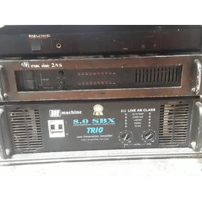 Potencia Machine Sbx Pro 8.0