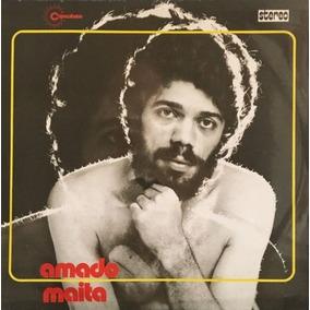 Lp Amado Maita - Album (1972) Lacrado