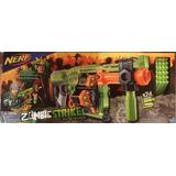 Nerf Zombie Strike Doominator Hasbro Juguetes Niños Nuevo