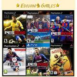 Juegos Y Roms De Colección Ps2 (playstation 2)