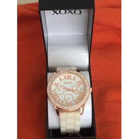 b670eb10a9a8 Reloj Xoxo Blanco De Mujer - Relojes Pulsera Femeninos Xoxo en ...