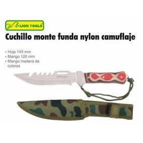 Cuchillo D Acero Mod M8277 Full Tang Precio Mas Envio