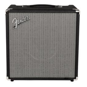 Amplificador De Bajo Fender Rumble 40 1x10 40w