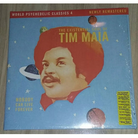 Tim Maia Lp Duplo World Psychedelic Classics Essent. Lacrado