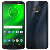 Moto G6 Plus 64gb + 4gb Ram Doble Camara Libre Sellado