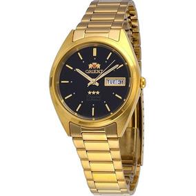 02939e80910 Relogio Orient Dourado Masculino - Relógio Orient Masculino no ...