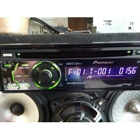 Frente Pioneer Deh-p4ub 4ub. Original. ( Não 3ub 3050ub)