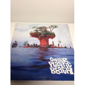 Gorillaz Plastic Beach 2 Vinilos Importados Nuevo / Sellado