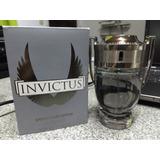 Perfume Paco Rabanne Invictus X 100ml Edt Original