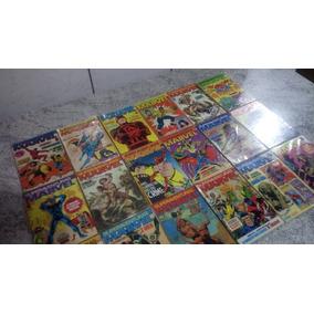 Superaventuras Marvel Coleçao Completa Figurinhas Dicionario