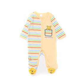 Pijama Osito Pooh Verde Dijon