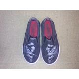 Zapatos Tipo Vans Para Niño Marca Nickelodeon Talla 11 1 2 f985e0d6146ff