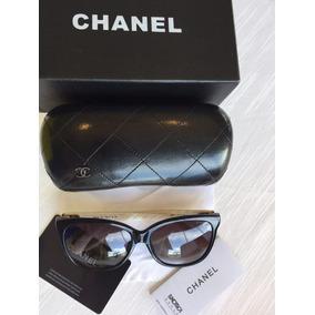Oculos Redondo Marrom Chanel - Óculos no Mercado Livre Brasil ab4dbad72b
