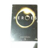 Serie Heroes Temporada 1 Dvd