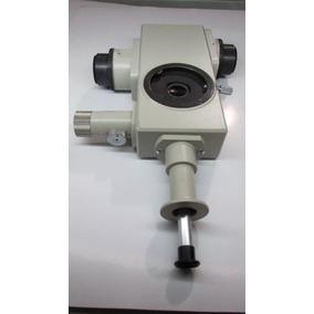 Cabezal Dual D Enseñanza Microscopio Nikon Labophot Optiphot