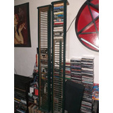 Porta Cds + Porta Tapes Vintage.