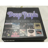 Deep Purple - The Complete Albums 1970 - 1976 - 10 Cds