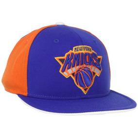 Nba New York Knicks Flat Brim Flex Fit Gorro De Lana cc007da18a0