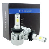 Kit Luces Led Turbo Led S2 8000lm H4 H3 880 H27 H11 H7 H1
