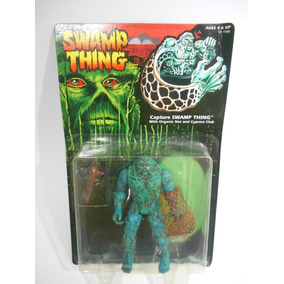 Capture Swamp Thing - Monstro Do Pântano - Kenner