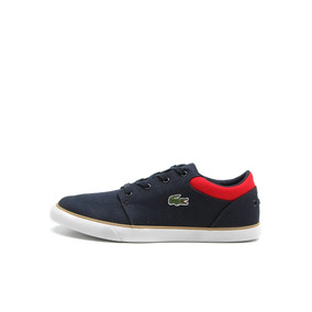 57201e7a731b4 Tenis Vermelho E Azul - Lacoste Casuais para Masculino no Mercado ...