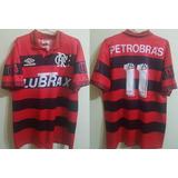 Camisa Do Flamengo Umbro Lubrax - Futebol no Mercado Livre Brasil 02587297ee8f4