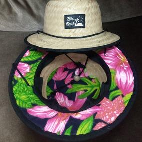 Chapéu De Palha Rip Curl - Chapéus para Masculino Rosa chiclete no ... 06b5924b0c8